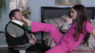 Mean, Sadistic Nurse – Vanessa Vega – Femdom